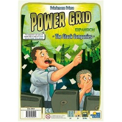 Power Grid Stock Companies Expansion