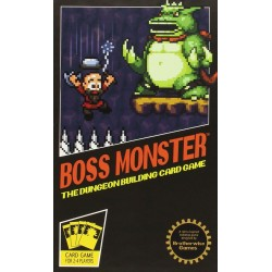 Boss Monster Dungeon Building Game