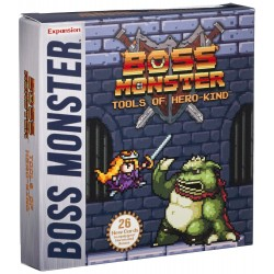 Boss Monster Tools of Hero Kind