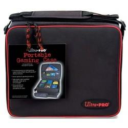 Portable Gaming Case mit Welleinsatz und Reißverschluss