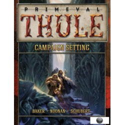 Primeval Thule 13th Age Campaign Setting