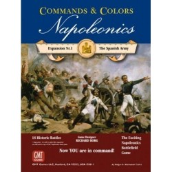 Command and Colors Napoleonics Spanish Army Expansion
