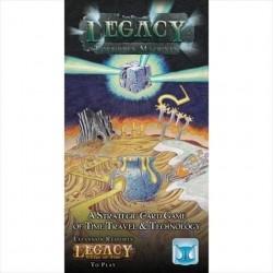 Legacy Forbidden Machines