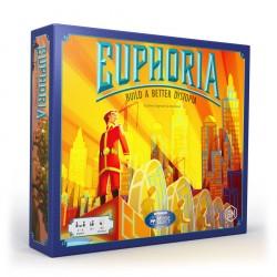 Euphoria Built a better Dystopia
