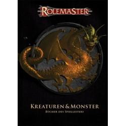 Rolemaster: Kreaturen & Monster