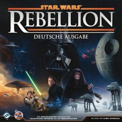 Star Wars Rebellion DEUTSCH