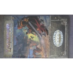 Savage Worlds Lankhmar Savage Tales of the Thieves Guild
