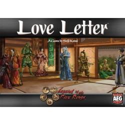 Love Letter Legend of 5 Rings