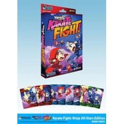 Karate Fight Ninja All-Stars Edition