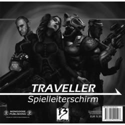 Traveller: Spielleiterschirm