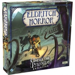 Eldritch Horror Under the Pyramids Expansion