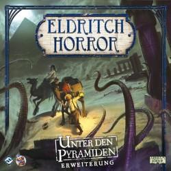 Eldritch Horror Unter den Pyramiden Erweiterung