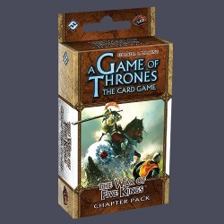 Game of Thrones The War of the Five Kings REVISED Clash of Arms 1/GOT30e