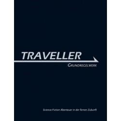 Traveller Regelbuch Limitiert