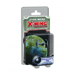 Star Wars X-Wing Inquisitors TIE Expansion Pack ENGLISCH