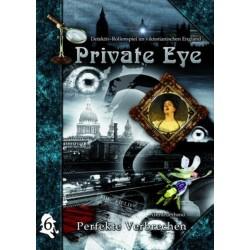Private Eye Perfekte Verbrechen