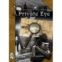 Private Eye Roleplaygame