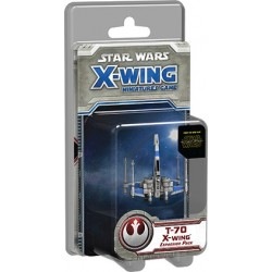 Star Wars X-Wing The Force Awakens T-70 X-wing Expansion Pack
