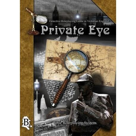 Private Eye Rollenspiel