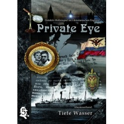 Private Eye Tiefe Wasser