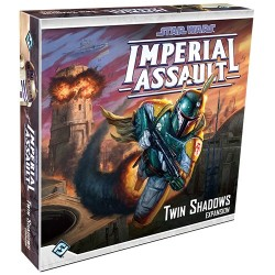 Star Wars Imperial Assault Twin Shadows Expansion