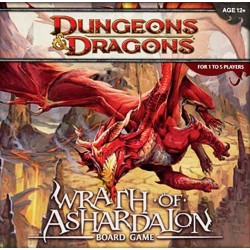 Dungeons and Dragons D&D Wrath of Ashardalon