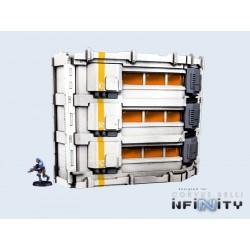Infinity Habitat Tower