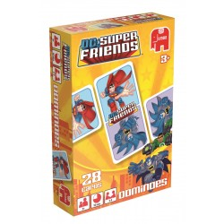 DC Super Friends Domino Kartenspiel