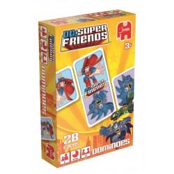 DC Super Friends Domino Kartenspiel