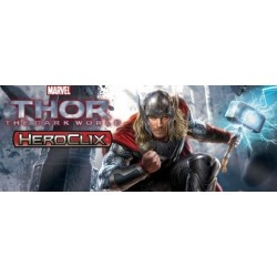 Marvel Thor Dark World Heroclix Gravity Fed
