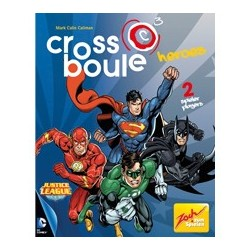 CrossBoule Set HEROES Batman vs. Superman
