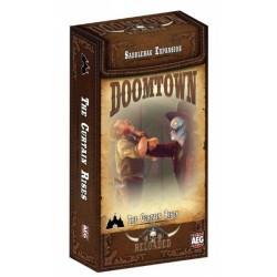 Doomtown Saddelbag 10 Curtain Rises