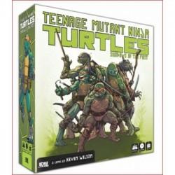 Teenage Mutant Ninja Turtles Shadows of the Past EN