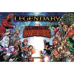 Marvel Legendary Secret Wars Vol. 2