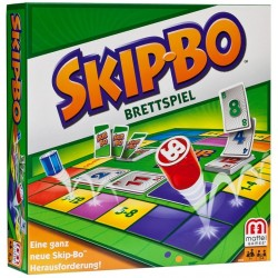 Skip-Bo Brettspiel