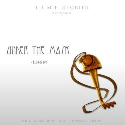 T.I.M.E. Stories Under the Mask