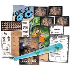 Das Land Og Spielset Prähistorisches Rollenspiel