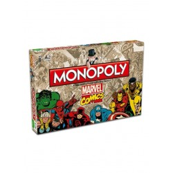 Monopoly Marvel Retro Comics eng