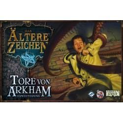 Das Ältere Zeichen Tore von Arkham Erweiterung