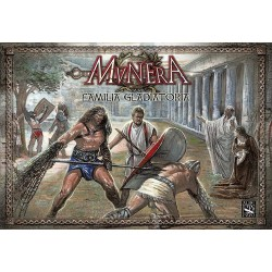 Munera Familia Gladiatoria Board Game