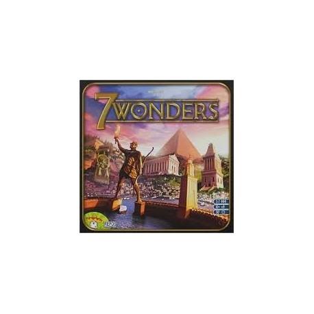 7 Wonders english