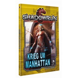 Shadowrun 5 Krieg um Manhattan