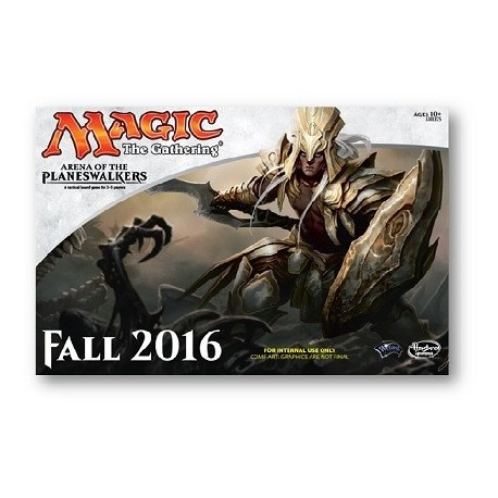 Magic the Gathering Arena Tears and Fears dt. Planeswalker Arena Expansion