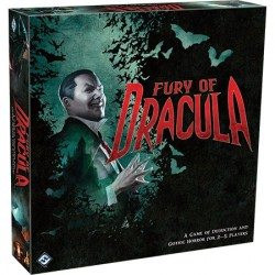 Fury of Dracula 3rd Ed ENGLISH