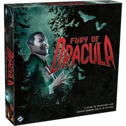 Fury of Dracula 3rd Ed ENGLISH