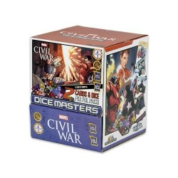 Marvel Dice Masters Civil War Gravity Feed (DE/FR)