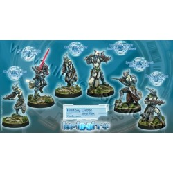 Infinity Military Order Panoceania