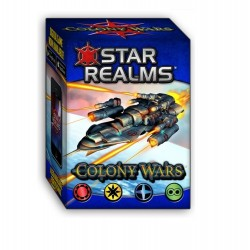 Star Realms Colony Wars Exp. eng
