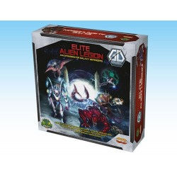 Galaxy Defenders Elite Alien Legion Expansion