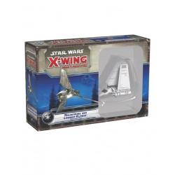 Star Wars X-Wing Raumfaehre der Lambda-Klasse Erweiterung-Pack